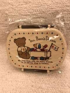 Sanrio vintage mr bear mr bear's dream 1995'