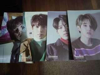 Official! DAY6 posters (150 for all)
