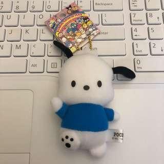 Sanrio PC 狗 預訂 鎖匙扣 pochacco