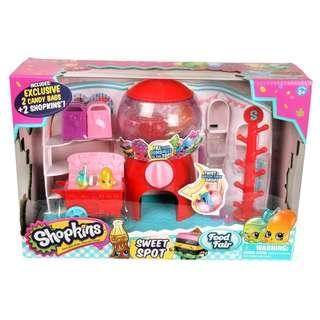 Shopkins Sweet Spot Playset