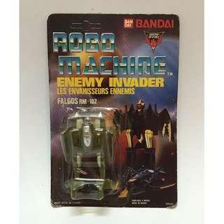Bootleg GoBot Robo Machine Enemy Invader