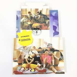 BTS NOW 3 Photobook
