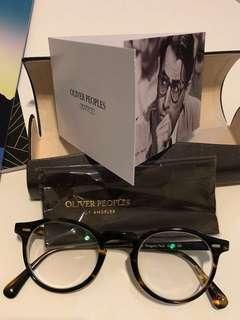 Oliver Peoples Eyeglasses - Gregory Peck