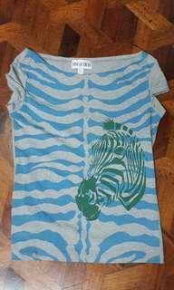 MNG Zebra top (M)