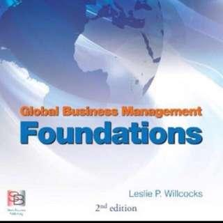 Global Business Management