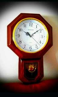 Big Pendulum Wall Clock.