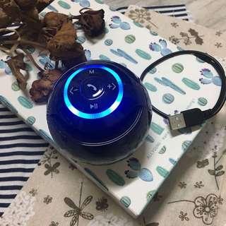 🚚 球型 藍牙喇叭 藍牙音箱 可聽電話 可換物