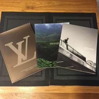 Louis Vuitton catalogs : Bags and Homme Collections 2011-2012