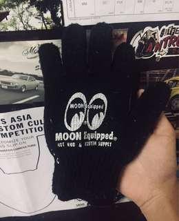 Mooneyes Work Glove