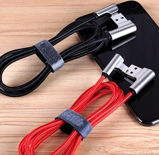 90 Degree Metal USB Cable Lighting Cable