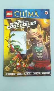Chima - Wolves And Crocodiles