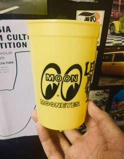 """Mooneyes Stadium Cup """"LET THE GQQD TIMES ROLL"""""""