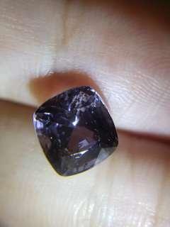 2.9卡天然冇處理紫色尖晶石