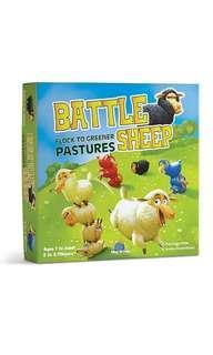 PO: Battle Sheep Game