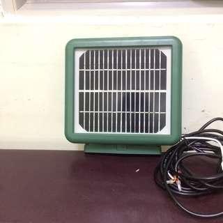 太陽能叉電板