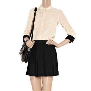 See by Chloe silk chiffon blouse