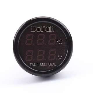 3n1 car voltmeter