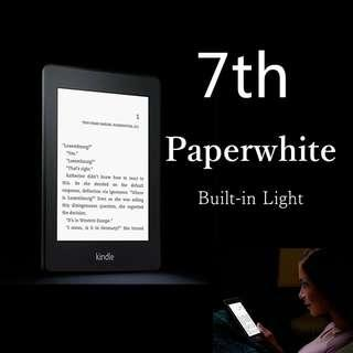 (Free eBooks) Refurbished Sealed LATEST Kindle Paperwhite Black Colour