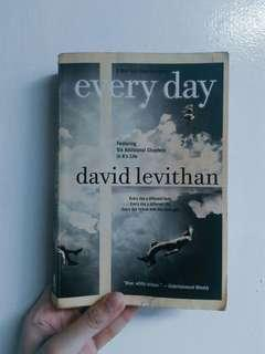 Everyday by David Levitham