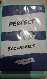 #bersihbersih Perfect Scoundlers - Ally Carter