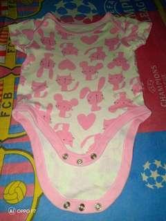 Jumper baby cat pink