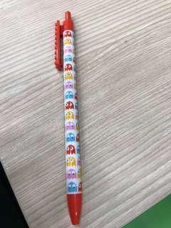 食鬼原子筆