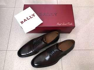 Bally Brier Formal Shoes (Dark Brown)