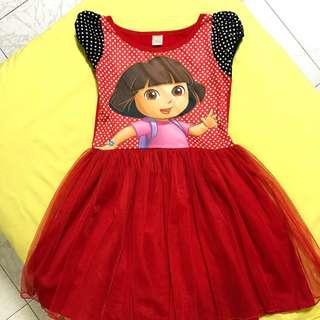 🚚 dora dress
