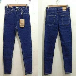 OVS Highwaist Highwaisted Pants Jeans Brand New with tag size 29