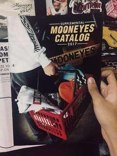 Mooneyes Catalog 2017