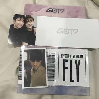 GOT7 Flight Log Departure Album (WTS)