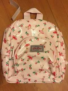 Cath Kids Backpack pink 粉色背包書包