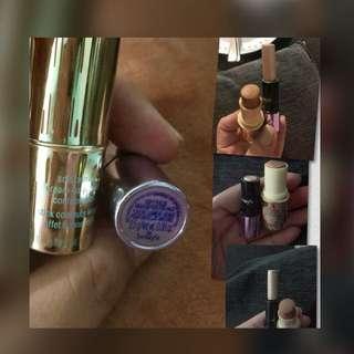 Benefit Hoola bronzer stock,  whats up highlighter stick