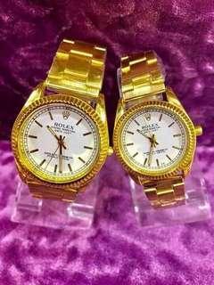 Rolex Couple free box