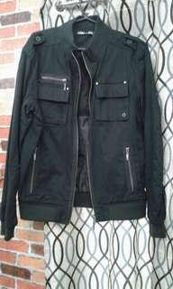 Folded N Hung jacket