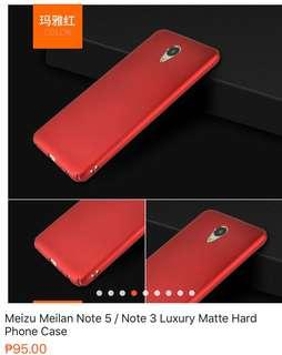 Meizu Meilan Note 5 Casing