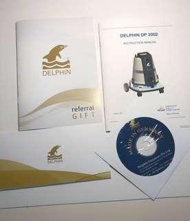 DELPHIN Multi-function  Vacuum Cleaner