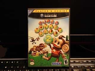 GameCube - Super Monkey Ball 2
