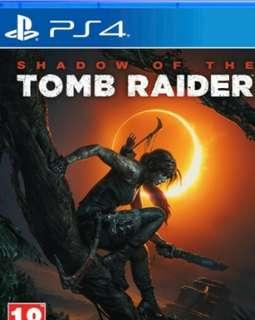 *Click for Price* Brand New R3 Shadow of the Tomb Raider