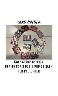 Kate Spade Card Holder [Pre-Order]