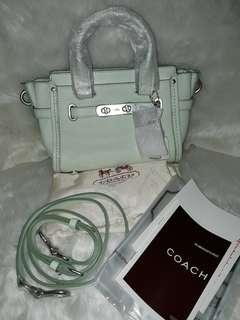 AUTHENTIC COACH MINI SWAGGER 20