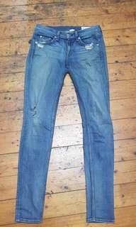 Rag & Bone - Skinny jeans - sz 24