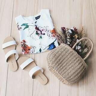 *PRICE REDUCED* 🆕 BN Yunnie Straw Bag