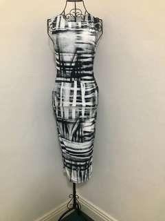 Kookai Fitted Sleeveless Dress (Brand new - never worn) (size 1)