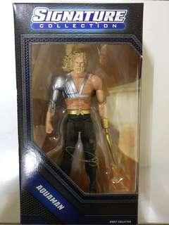 MATTEL DC SIGNATURE COLLECTION AQUAMAN