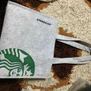 Starbucks Tote Bag