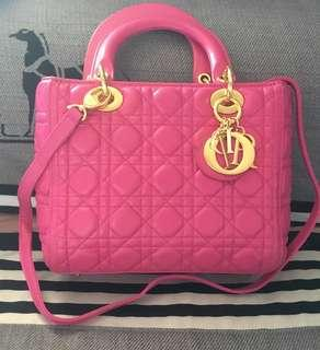 Christian Dior mini Authentic Grade Quality with minor flaw