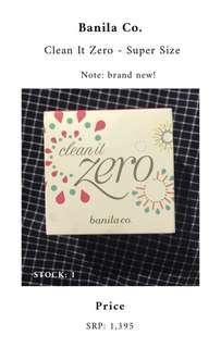 Banila Co. Clean It Zero - Super Size (180 ml)