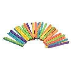 🆕👧🏻👦🏻 Coloured Craft Sticks.
