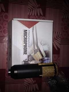 Bm-800 Condenser Professional Recording Microphone